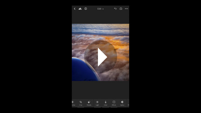 An Overview of Lightroom Mobile on iOS